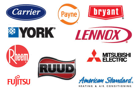 heating and air conditioning manufacturers